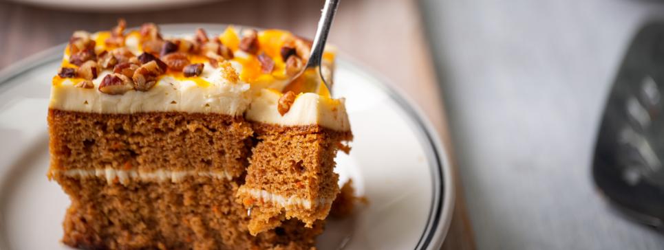 Carrot Mug Cake Recipe!