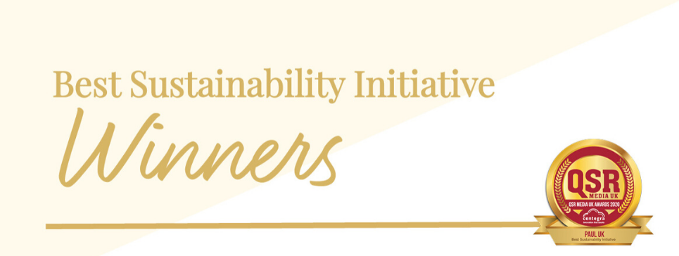 Best Sustainability Initiative in QSR Media UK