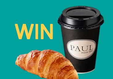 The App is Back! Win a FREE Breakfast...