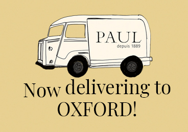 Oxford - We're delivering to you too!