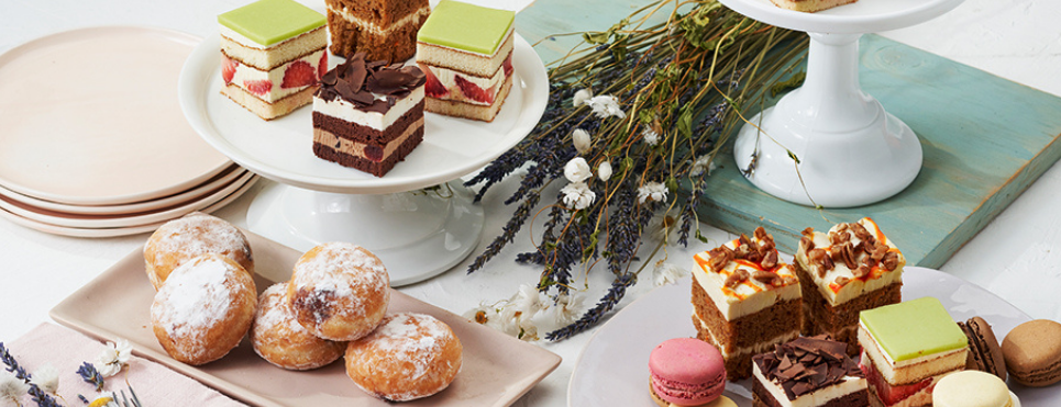 (Virtual) Afternoon Tea with Mum this Mother's Day!